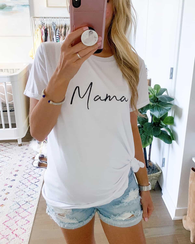 Maternity Mama TShirt