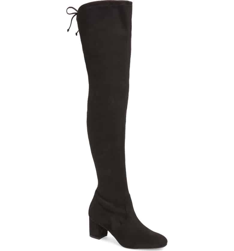 Stuart Weitzman Genna 60 Over the Knee Boot