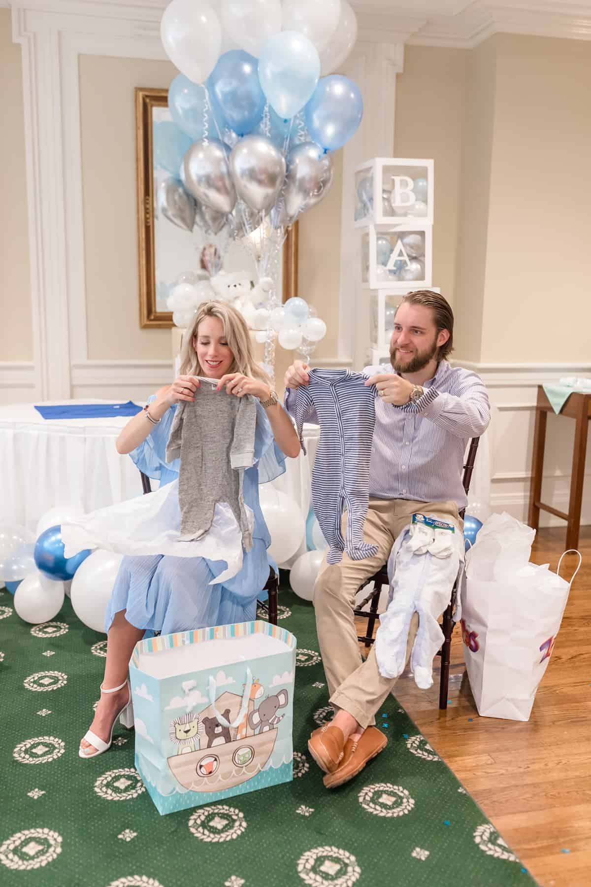 Katies Bliss Baby Shower