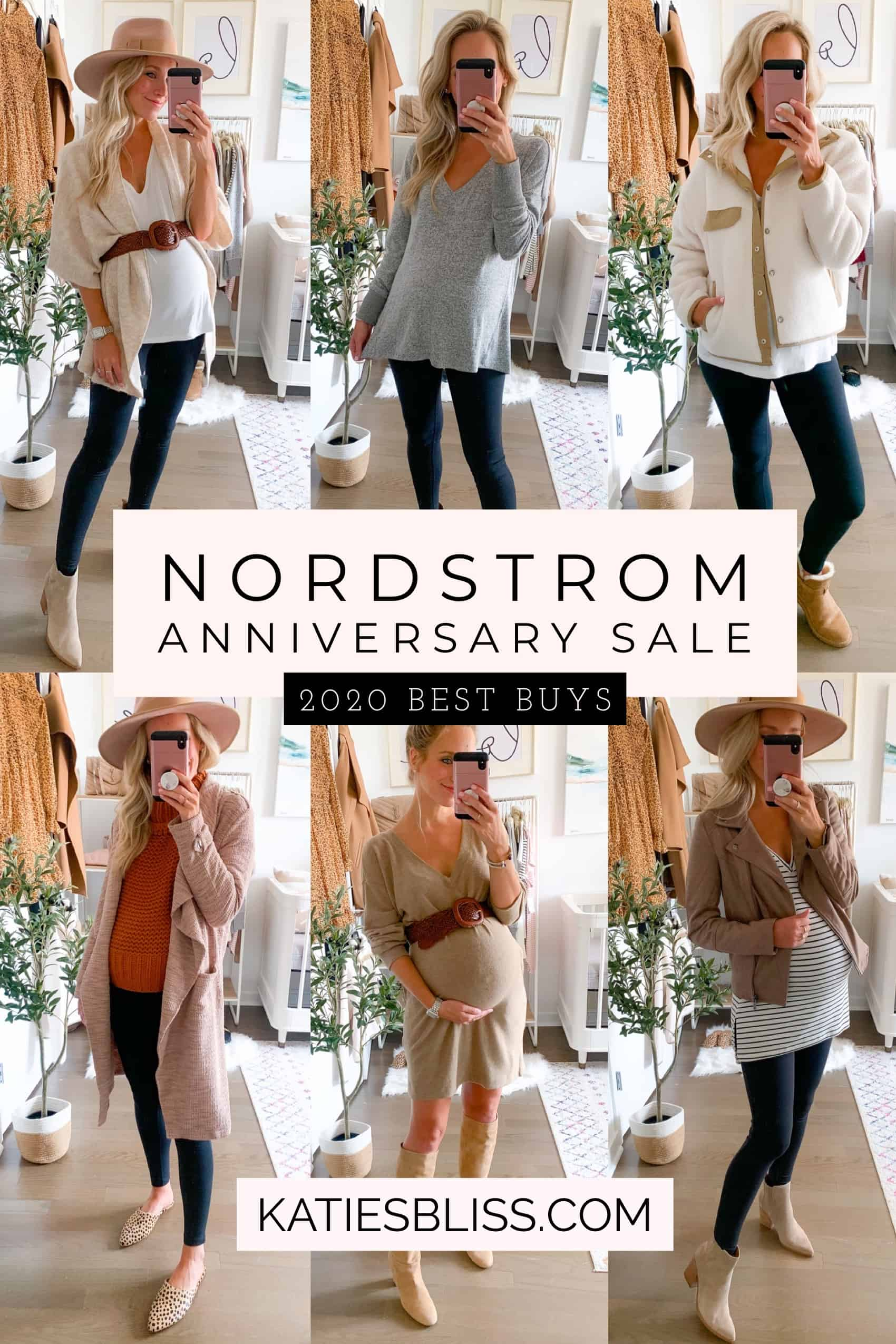 Nordstrom Anniversary Sale 2020 Fall Outfits