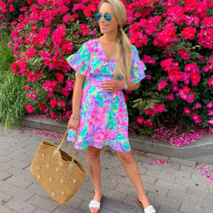 Lilly Pulitzer Blaire Fit and Flare Dress