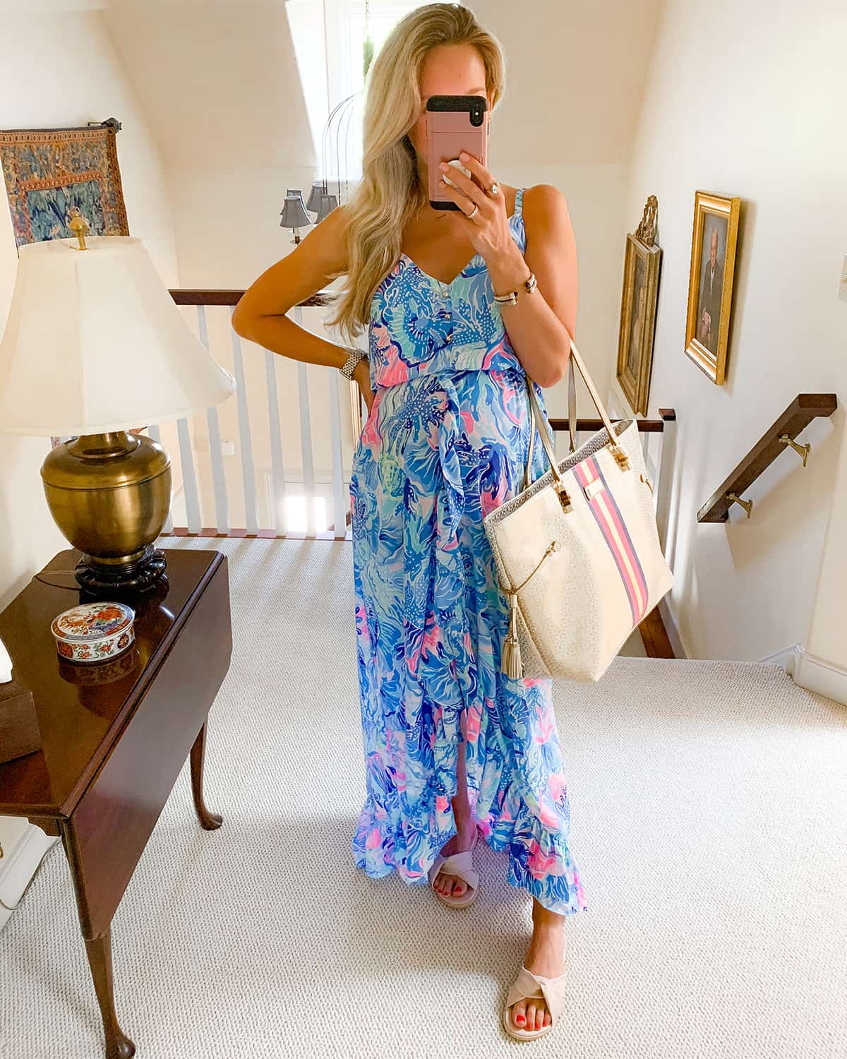 Lilly Pulitzer Mareena Maxi Dress