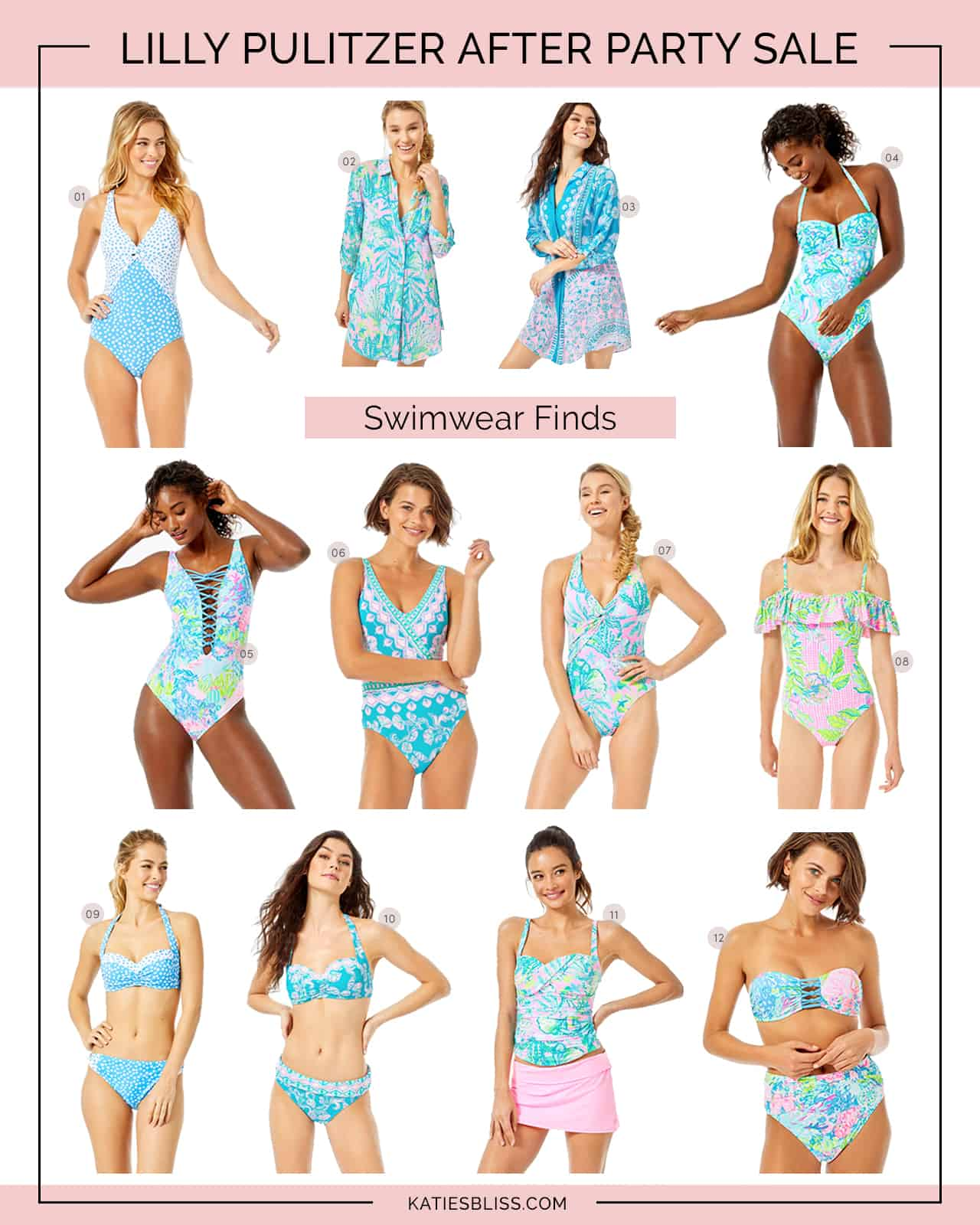 Katies Bliss Lilly Pulitzer After Party Sale Shopping Guide