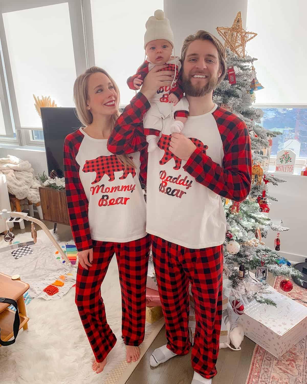 Katies Bliss Family Christmas Pajamas