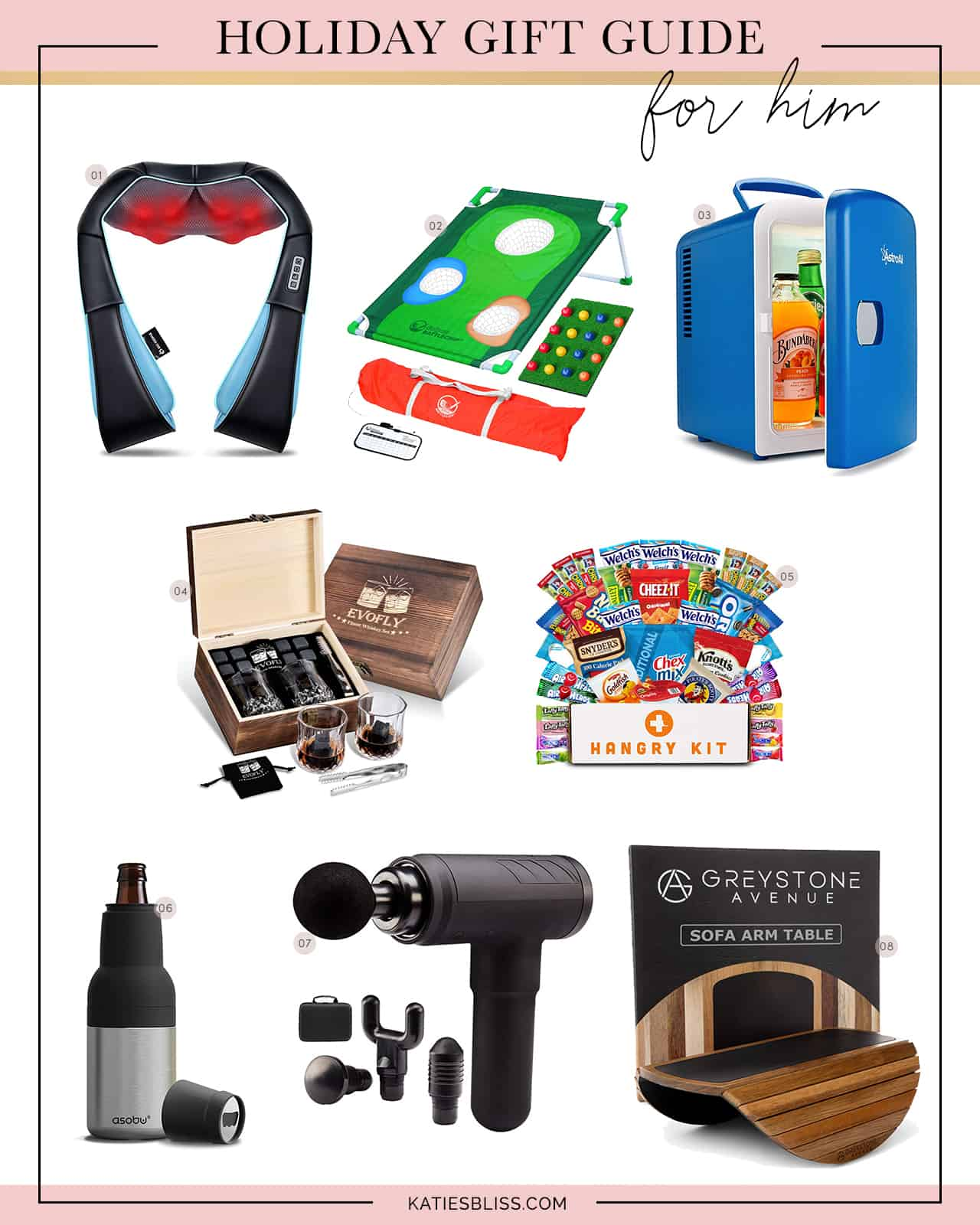 Katies Bliss Gift Guide For Him