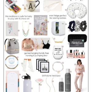 Katies Bliss New Mom Gift Guide
