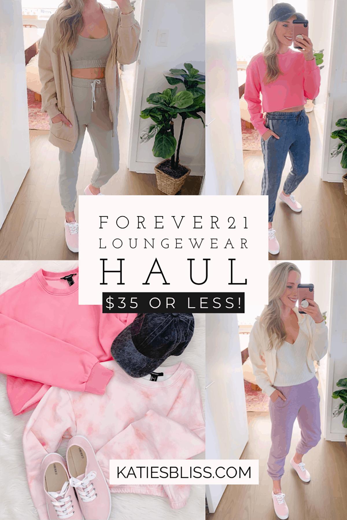 Forever21 Loungewear Haul