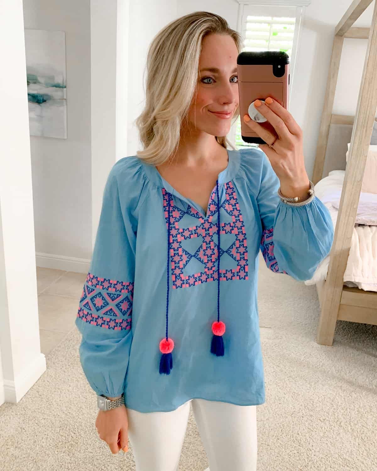 Lilly Pulitzer Cecile Tunic Top