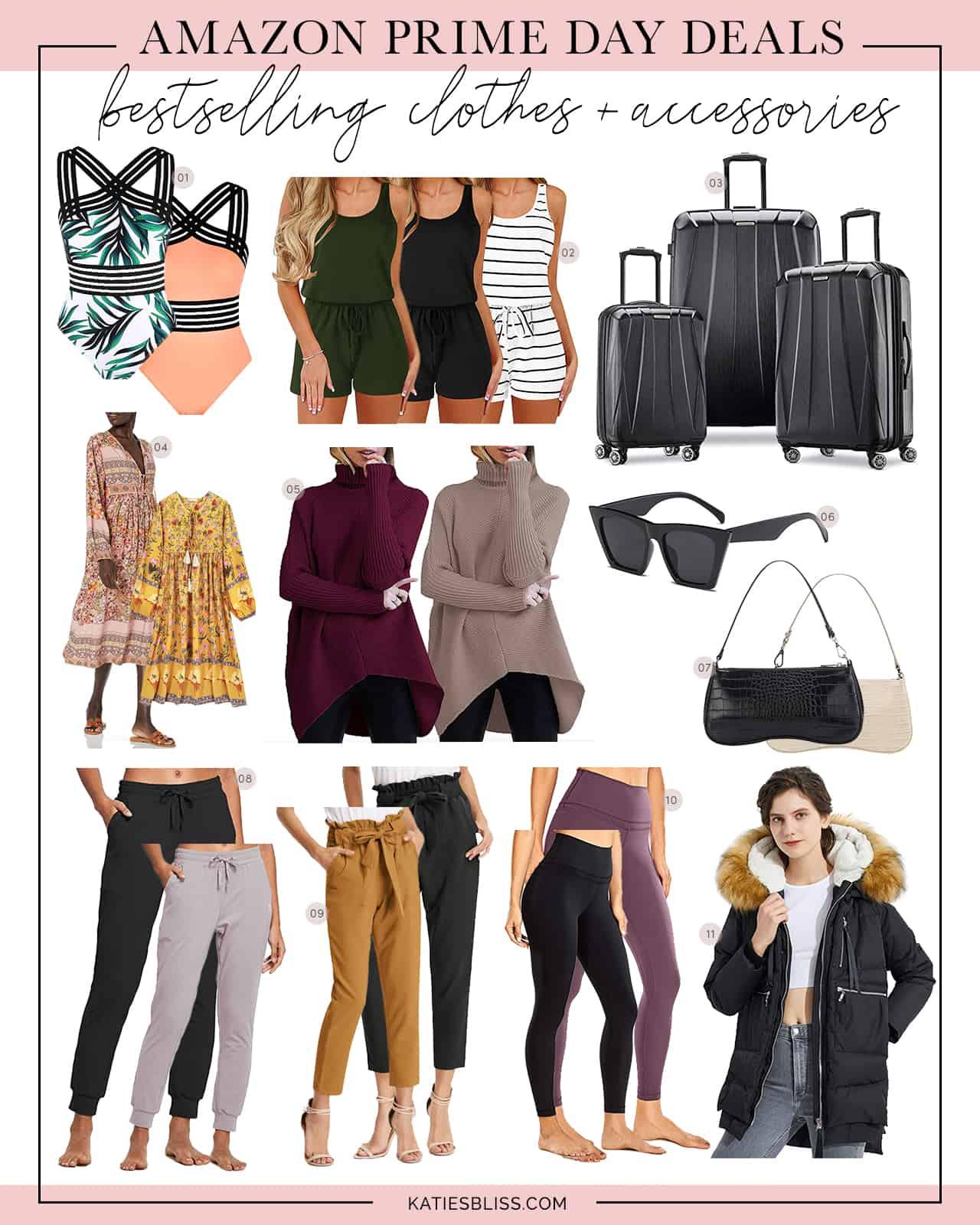 Amazon Prime Day 2021 Fashion & Accessory Picks