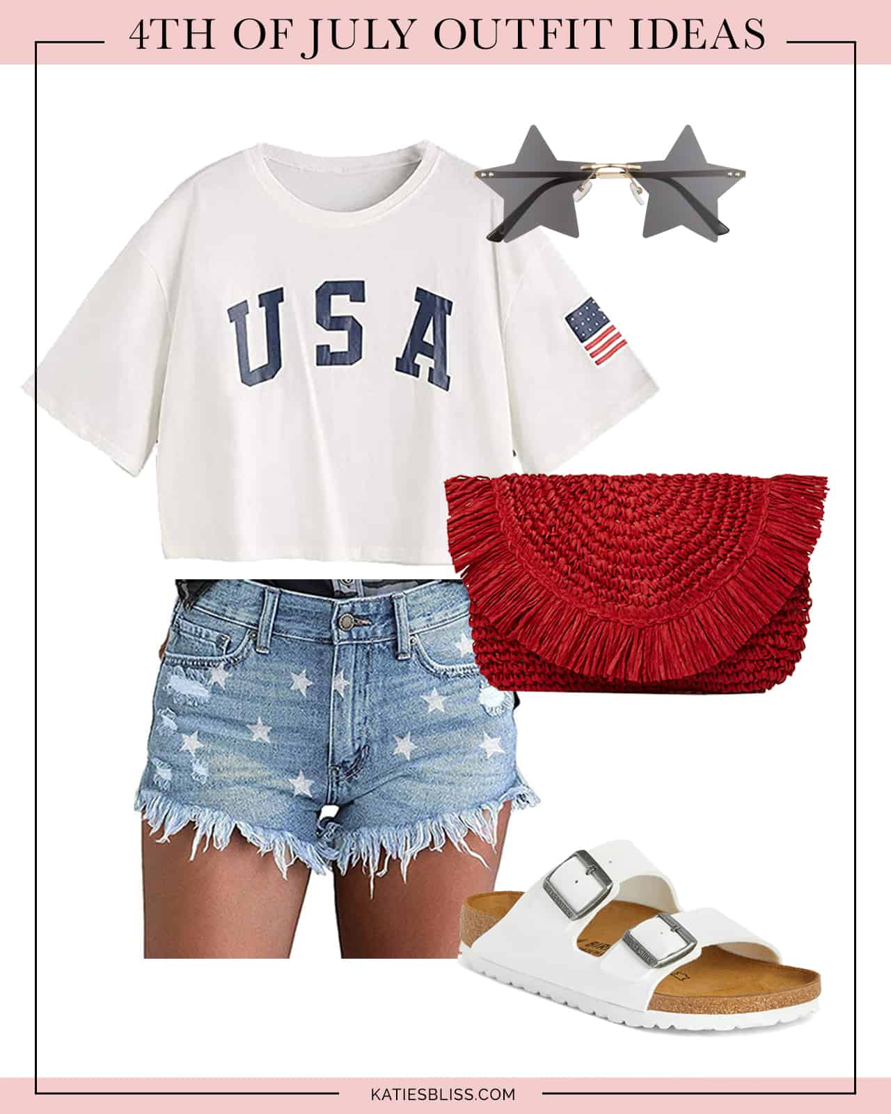 Katies Bliss July 4th Outfit Ideas
