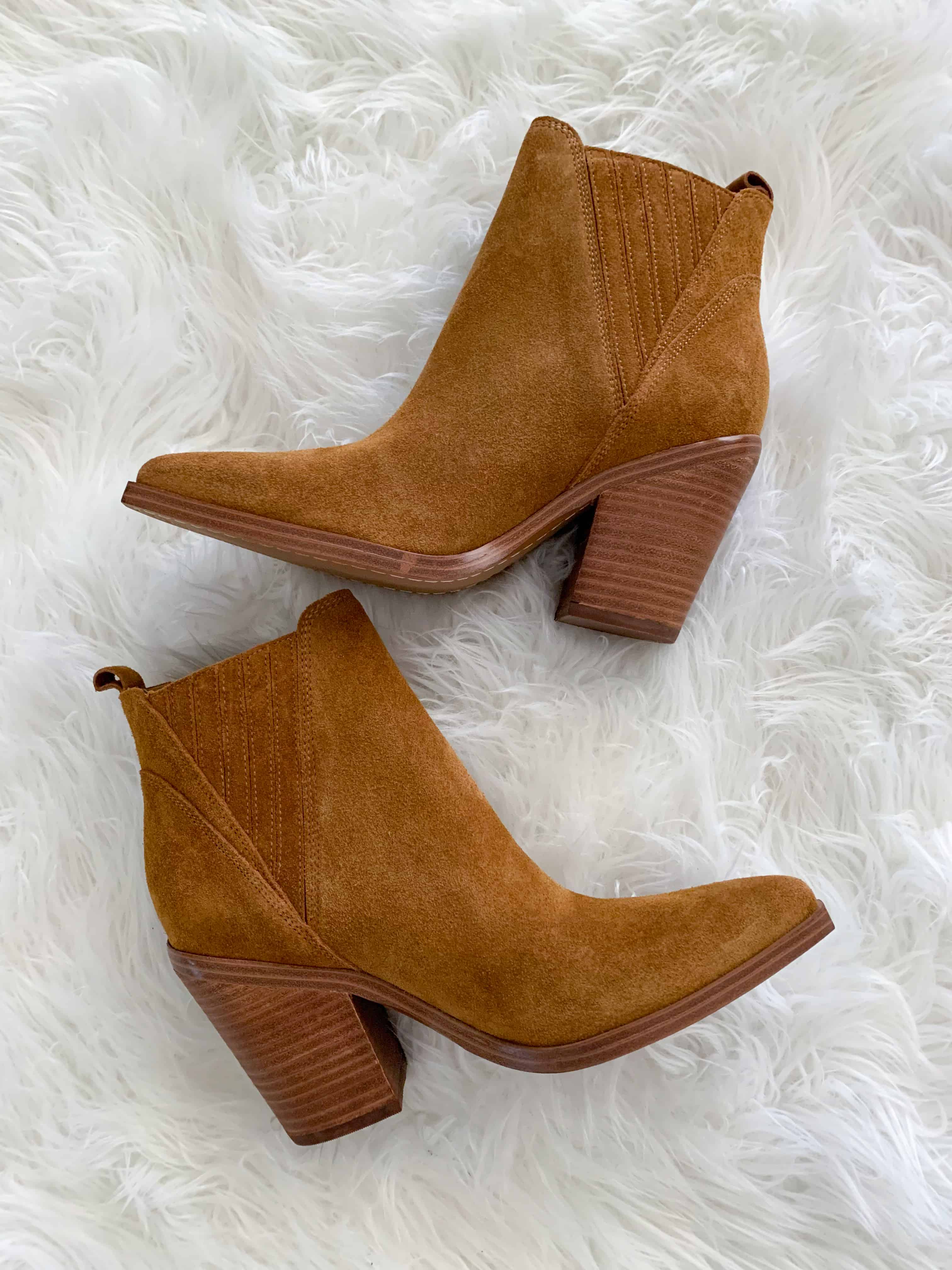 Katies Bliss Marc Fisher Gardi Pointed Toe Bootie