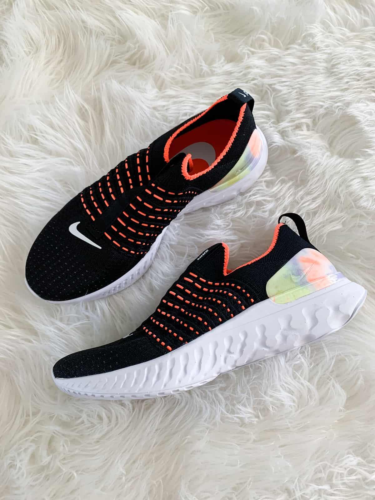 Katies Bliss Nike React Phantom Run Flyknit Running Shoe
