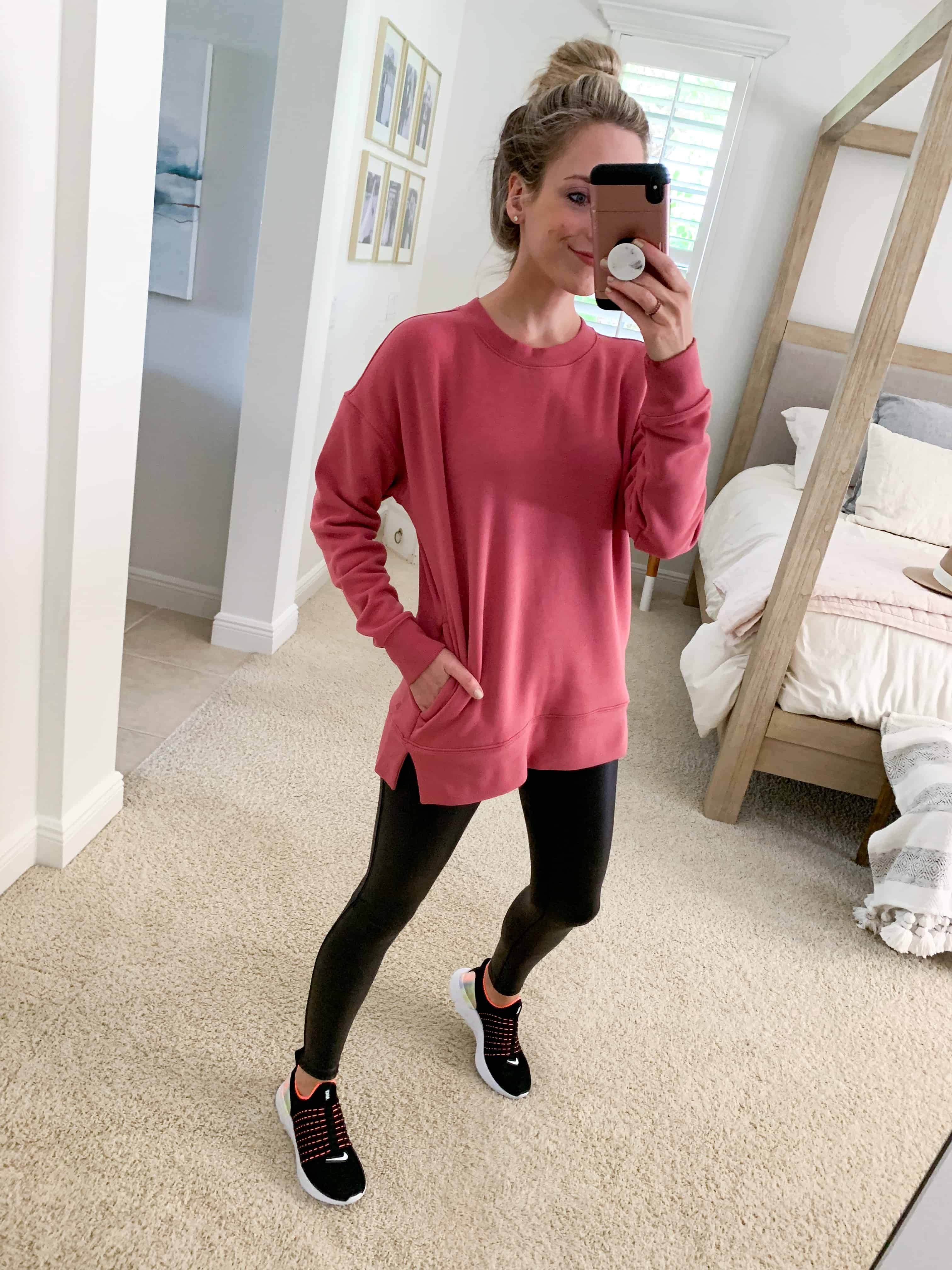 Katies Bliss Zella Amazing Crewneck Sweatshirt
